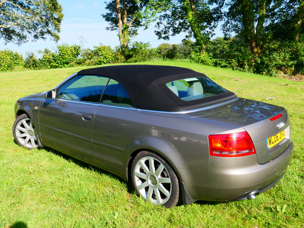 2006 Immaculate one owner A4 Sport Quattro TDI V6 auto For Sale (picture 3 of 6)