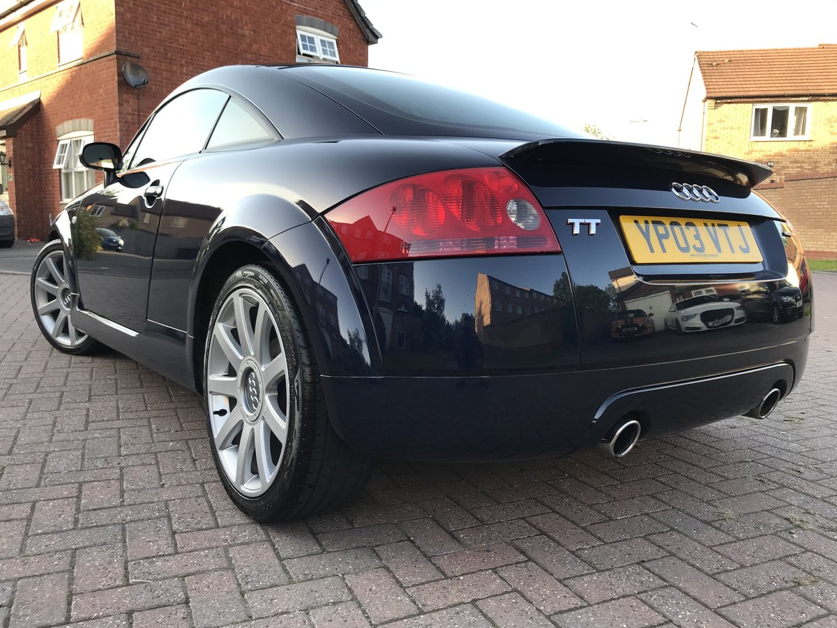 2003 Audi TT 225bhp*Quattro*Facelift*BOSE*Full Leather*MINT* SOLD (picture 2 of 6)