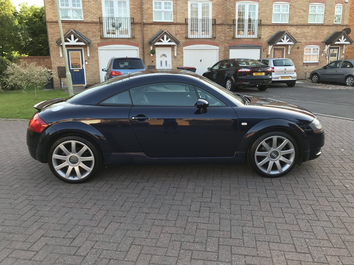 2003 Audi TT 225bhp*Quattro*Facelift*BOSE*Full Leather*MINT* SOLD (picture 3 of 6)