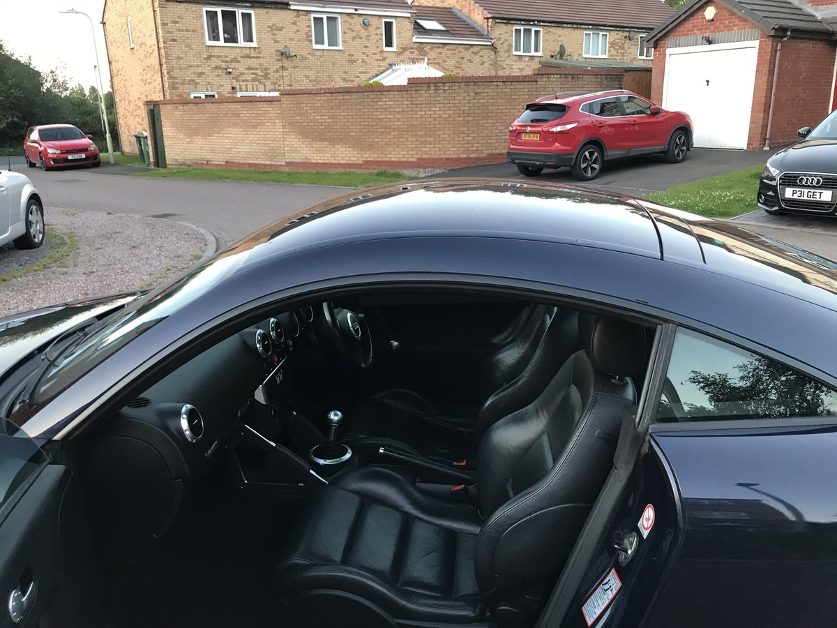 2003 Audi TT 225bhp*Quattro*Facelift*BOSE*Full Leather*MINT* SOLD (picture 6 of 6)