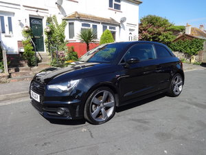 2012 AUDI A1 1.4 TFSI S LINE BLACK EDITION S TRONIC For Sale
