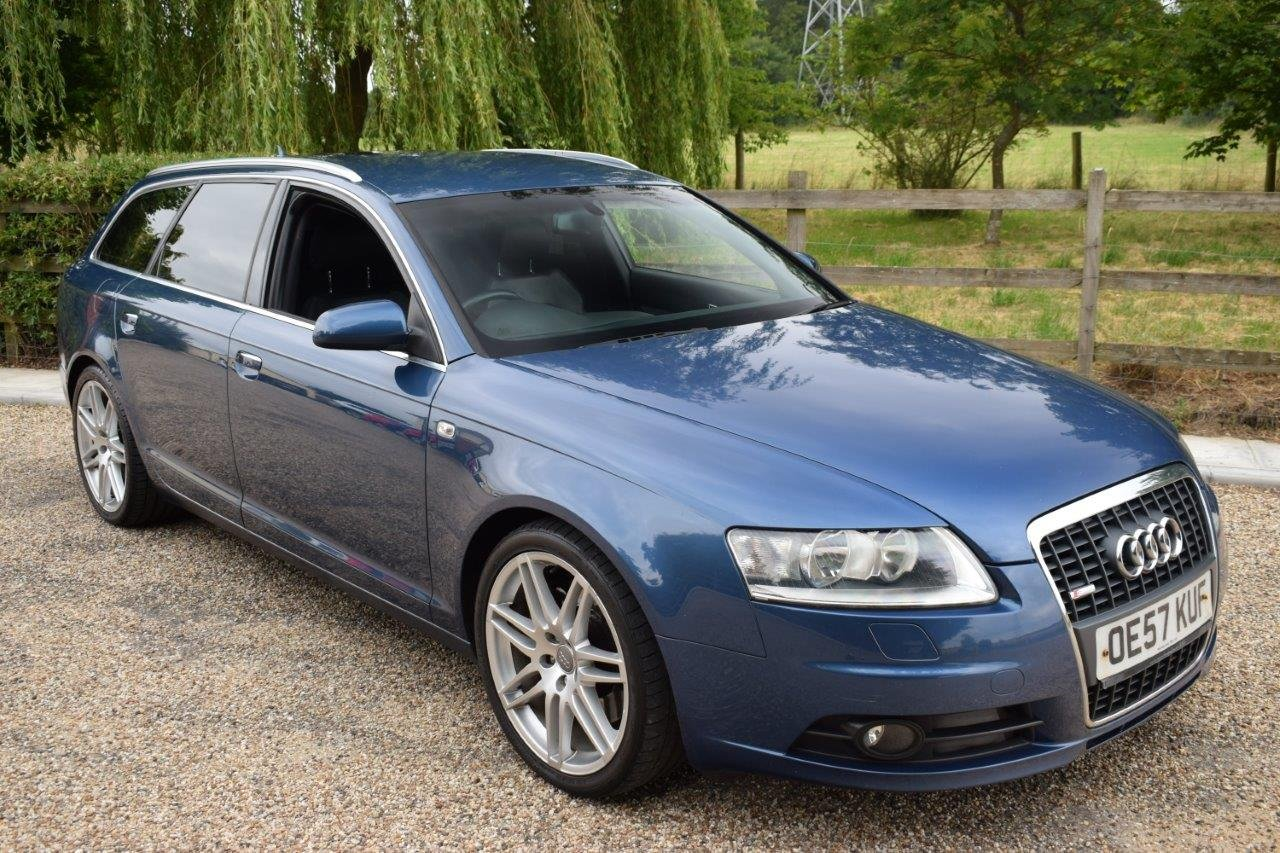 2007 Audi A6 Avant QUATTRO 3.0TDI Automatic Le Mans Edition For Sale (picture 1 of 6)