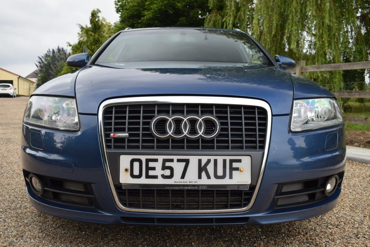 2007 Audi A6 Avant QUATTRO 3.0TDI Automatic Le Mans Edition For Sale (picture 4 of 6)