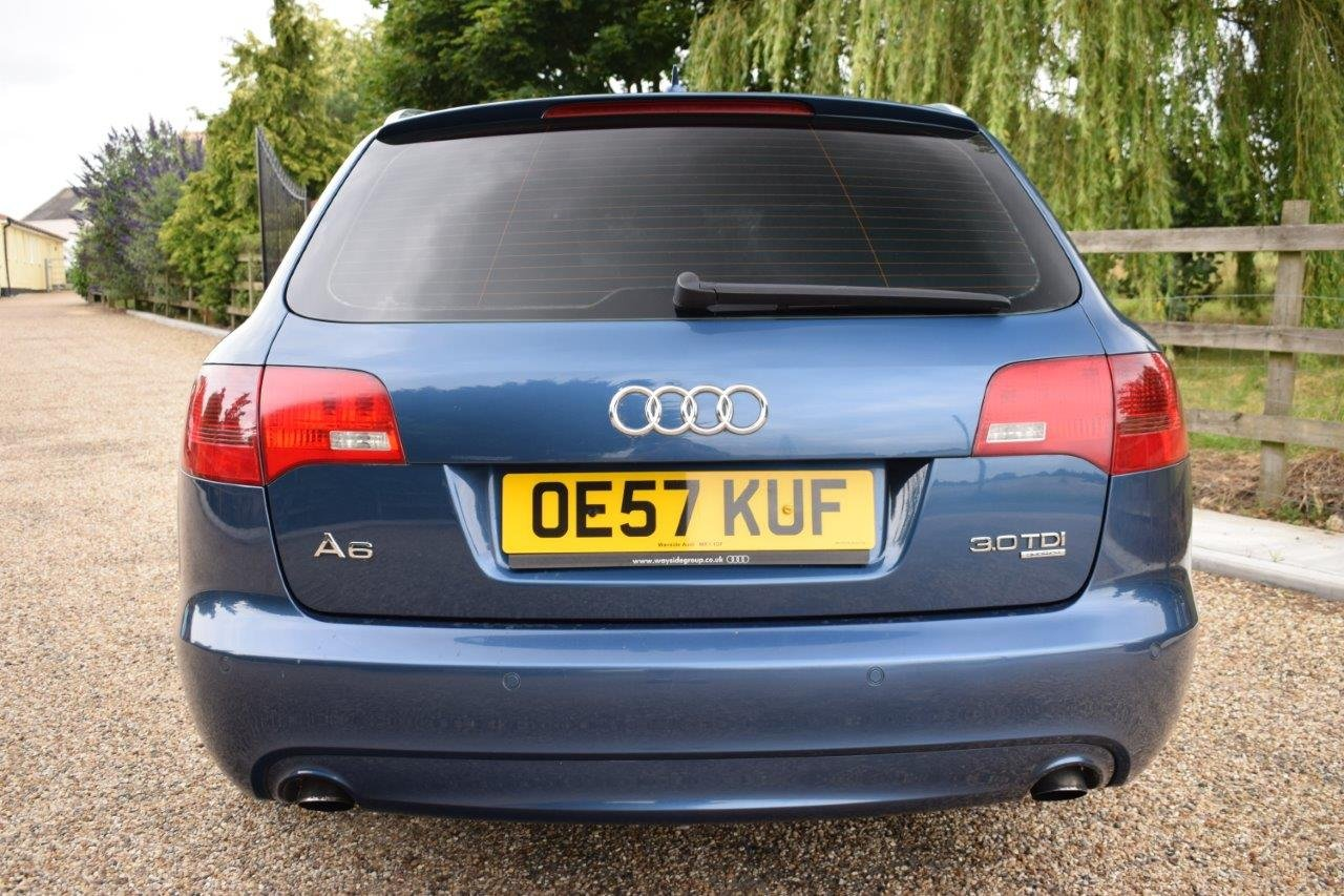 2007 Audi A6 Avant QUATTRO 3.0TDI Automatic Le Mans Edition For Sale (picture 5 of 6)