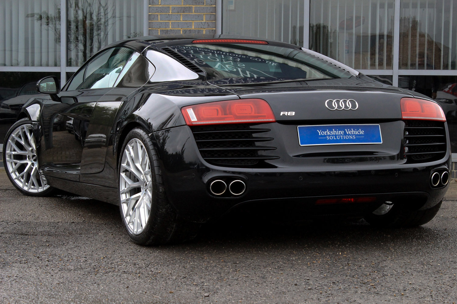 2008 AUDI R8 FSI V8 QUATTRO For Sale (picture 3 of 6)