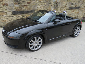 2003 Audi TT Quattro Roadster (180) - 69K Miles - Superb Example For Sale
