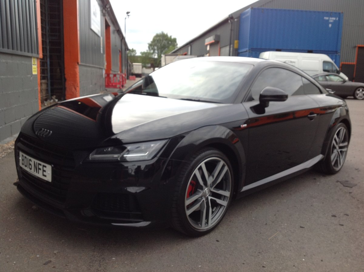 2016 AUDI TT FSI ONLY 15000 GENUINE LOW MILEAGE For Sale (picture 2 of 6)