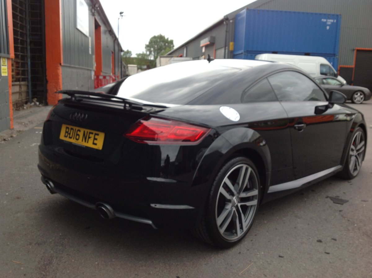 2016 AUDI TT FSI ONLY 15000 GENUINE LOW MILEAGE For Sale (picture 3 of 6)