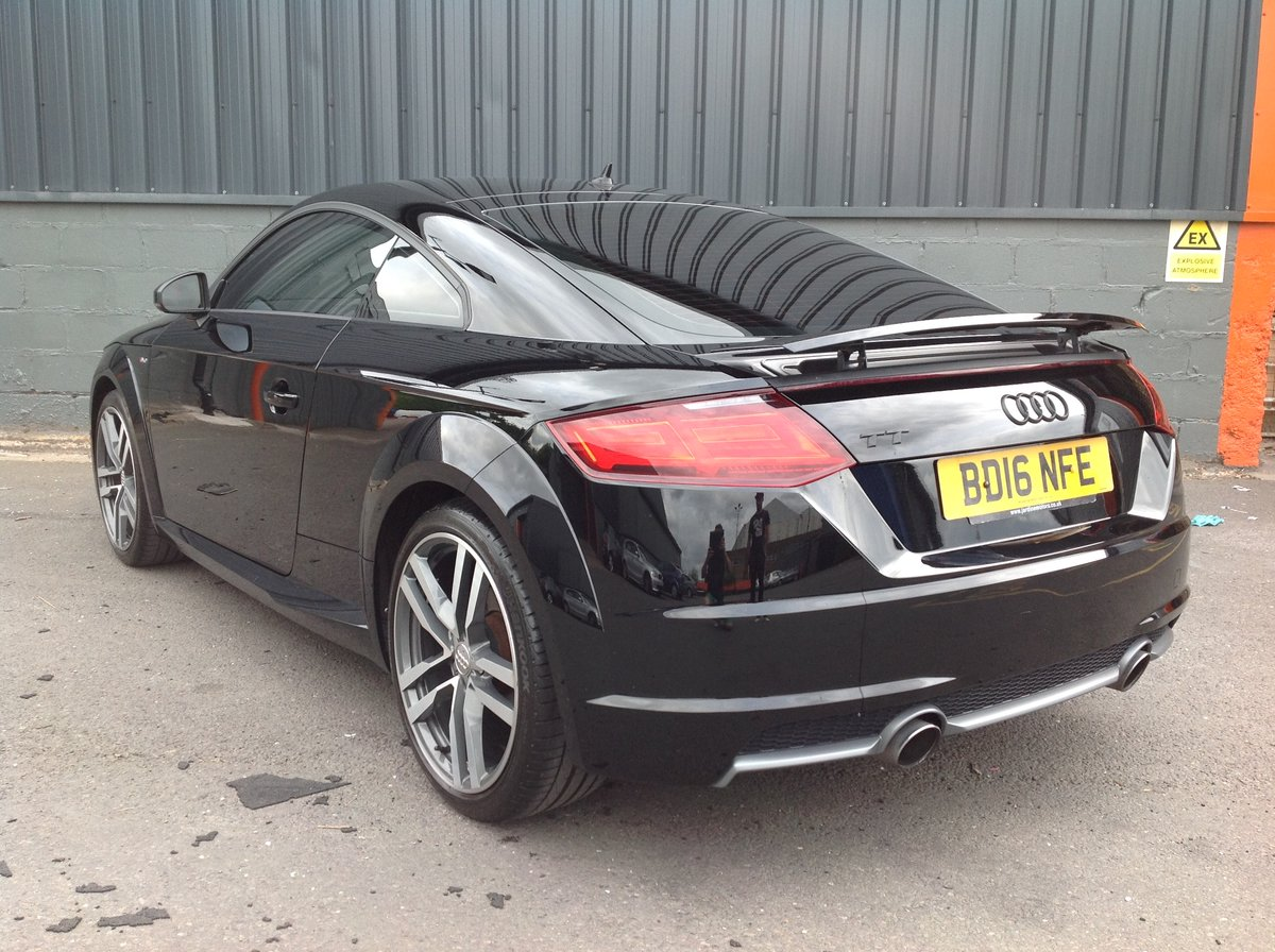 2016 AUDI TT FSI ONLY 15000 GENUINE LOW MILEAGE For Sale (picture 4 of 6)