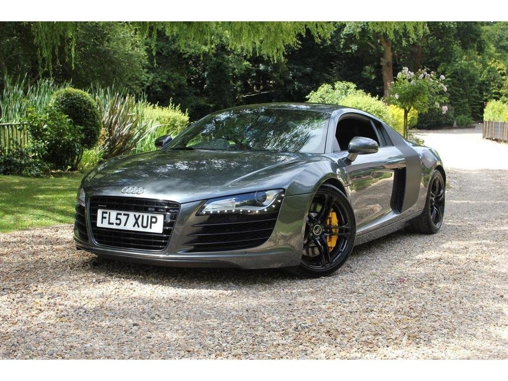 2007 Audi R8 4.2 FSI V8 quattro 2dr OUTSTANDING LOW MILES EXAMPLE For Sale (picture 1 of 1)