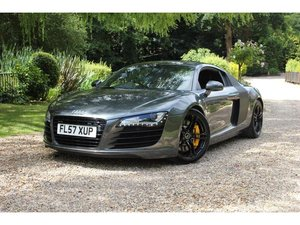 2007 Audi R8 4.2 FSI V8 quattro 2dr OUTSTANDING LOW MILES EXAMPLE For Sale