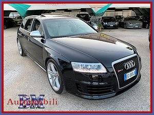 2011 AUDI RS6 AVANT PLUS 5.0 V10 580CV - 52/500 - 280KM/H - VAT For Sale