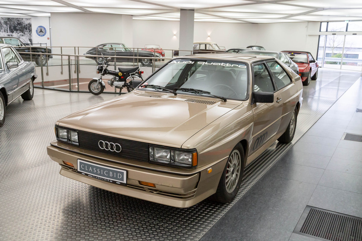 1983 Audi Urquattro For Sale (picture 1 of 6)