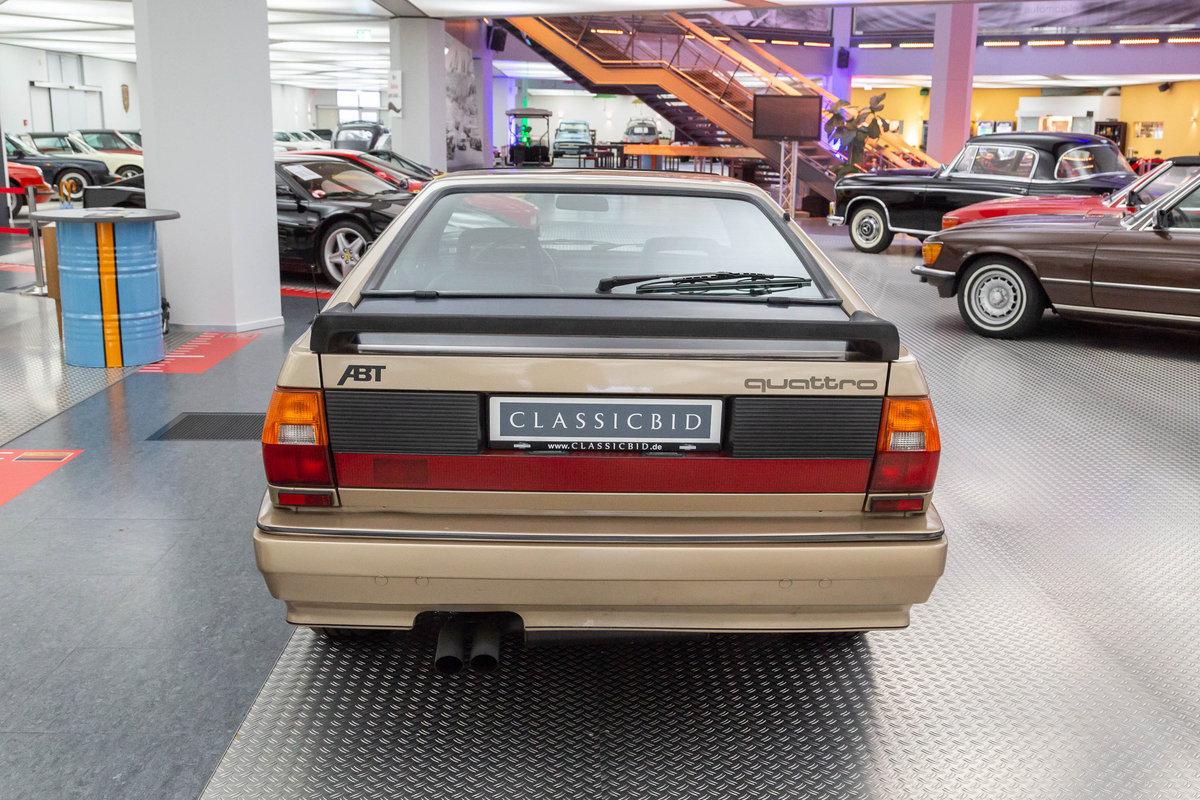 1983 Audi Urquattro For Sale (picture 3 of 6)