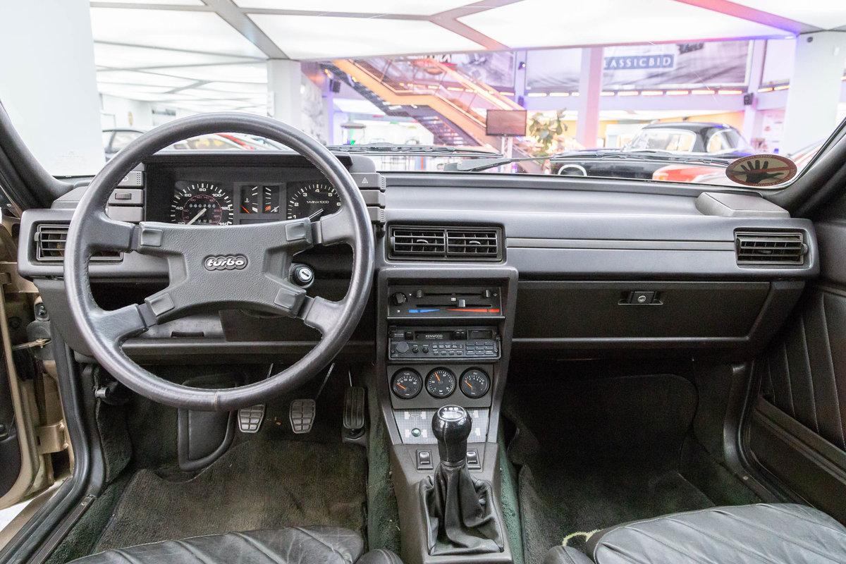 1983 Audi Urquattro For Sale (picture 5 of 6)