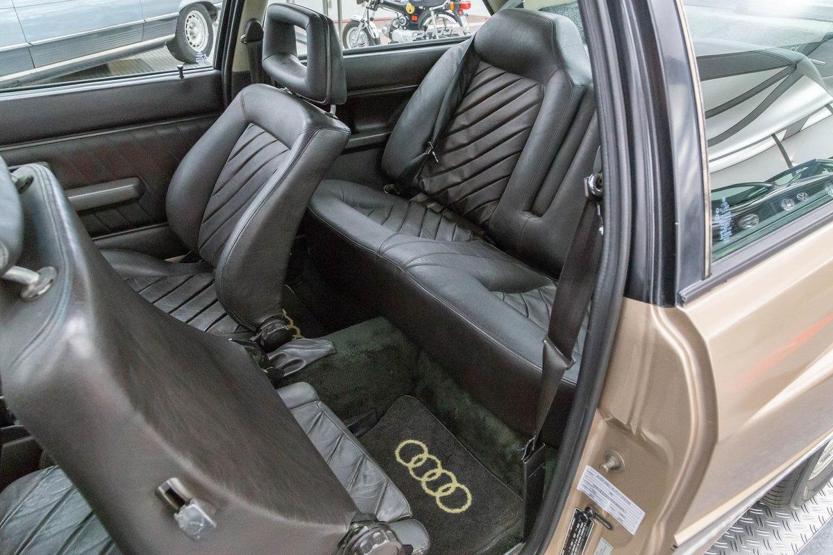 1983 Audi Urquattro For Sale (picture 6 of 6)