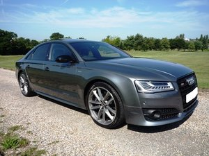 2016 Audi S8 + V8 TFSI Quattro For Sale
