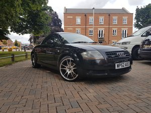 Audi TT 2003 225 Quattro (Long MOT, 3 prev owners) For Sale