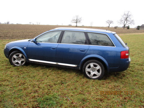 2004 Audi A6 Avant bi turbo 2.7 allroad C5 Quattro For Sale (picture 3 of 6)