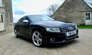 2011 AUDI S5 V8 QAUTTRO STEP-TRONIC For Sale