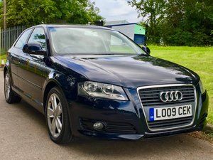 2009 Audi A3 1.9 TDI Sport - Low Tax