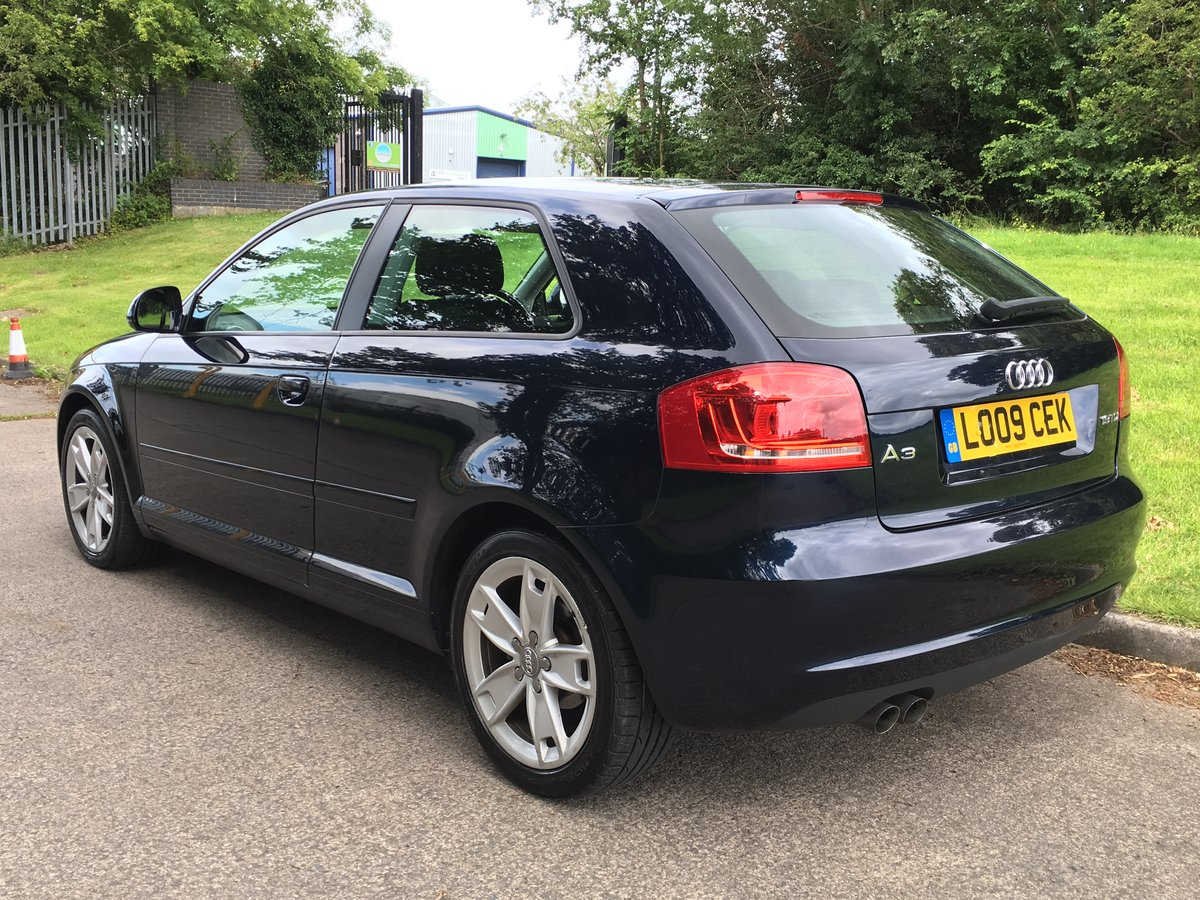 2009 Audi A3 1.9 TDI Sport - Low Tax For Sale (picture 2 of 6)