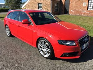 2008 58 AUDI A4 ADVANT 2.0 TDI S LINE For Sale