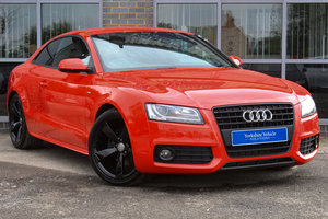 2011 11 AUDI A5 2.0 TDI S LINE BLACK EDITION For Sale