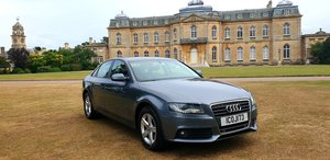 2012 LHD Audi A4 2.0 TDI SE Multitronic 4dr LEFT HAND DRIVE For Sale