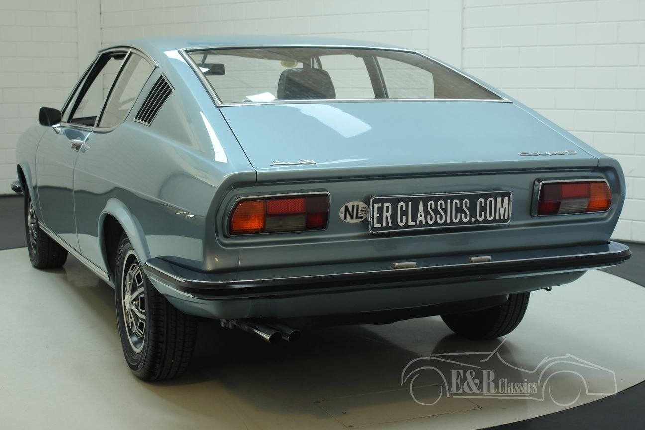 Audi 100 S Coupe 1972 Restored For Sale (picture 6 of 6)