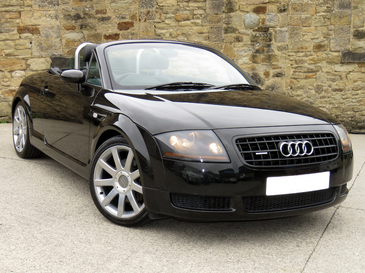 2003 Audi TT Quattro Roadster (180) - 69K Miles - Superb Example SOLD (picture 1 of 6)