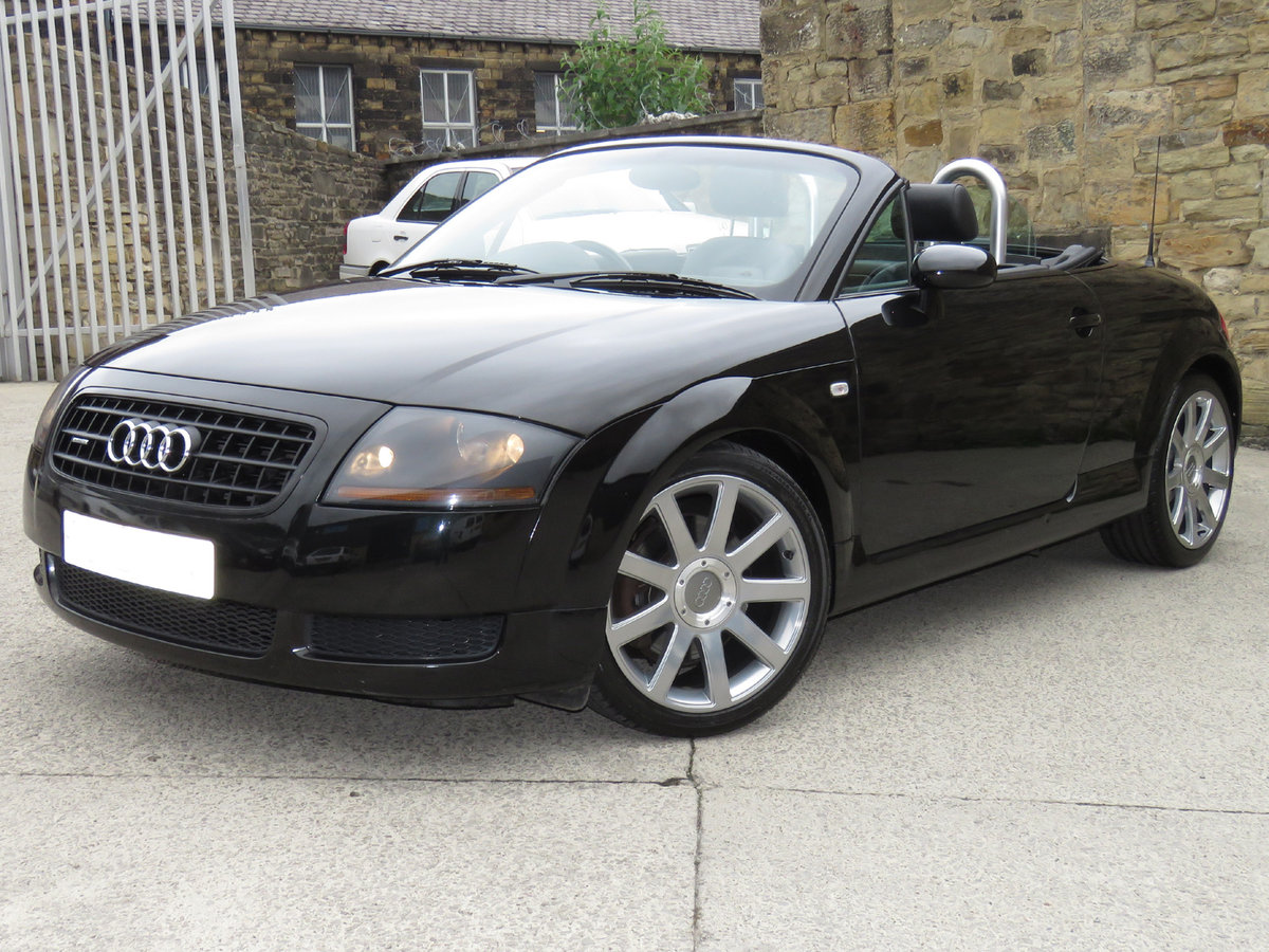2003 Audi TT Quattro Roadster (180) - 69K Miles - Superb Example SOLD (picture 3 of 6)