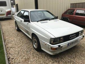 1986 Audi Quattro UR