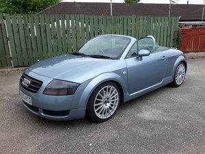 2003 Audi tt Roadster 52000 genuine miles.