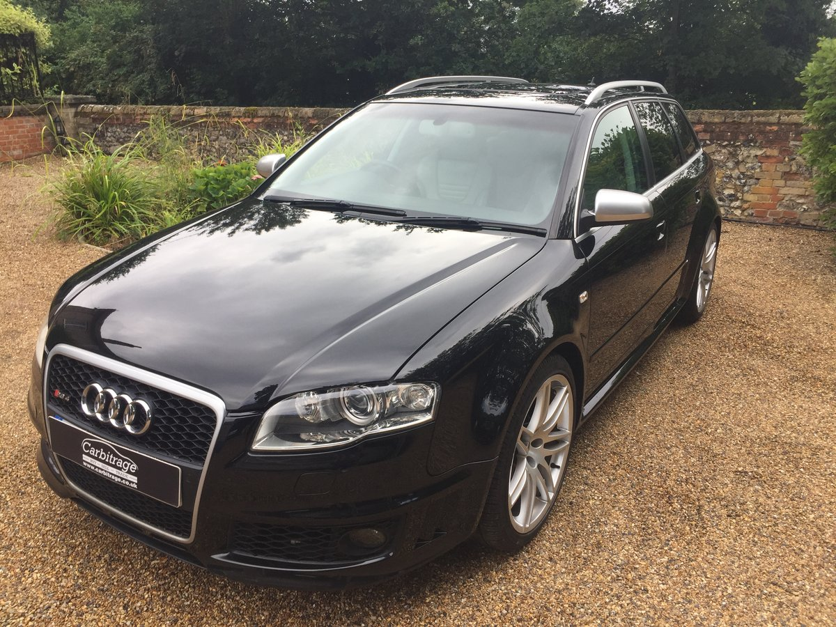 2006 Audi RS4 Avant Quattro (B7) For Sale (picture 1 of 6)