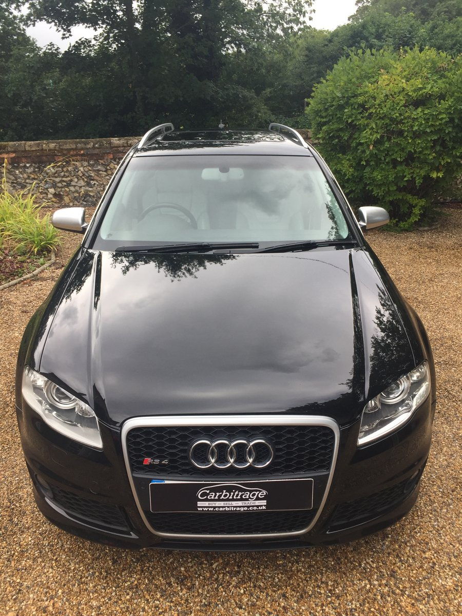 2006 Audi RS4 Avant Quattro (B7) For Sale (picture 2 of 6)