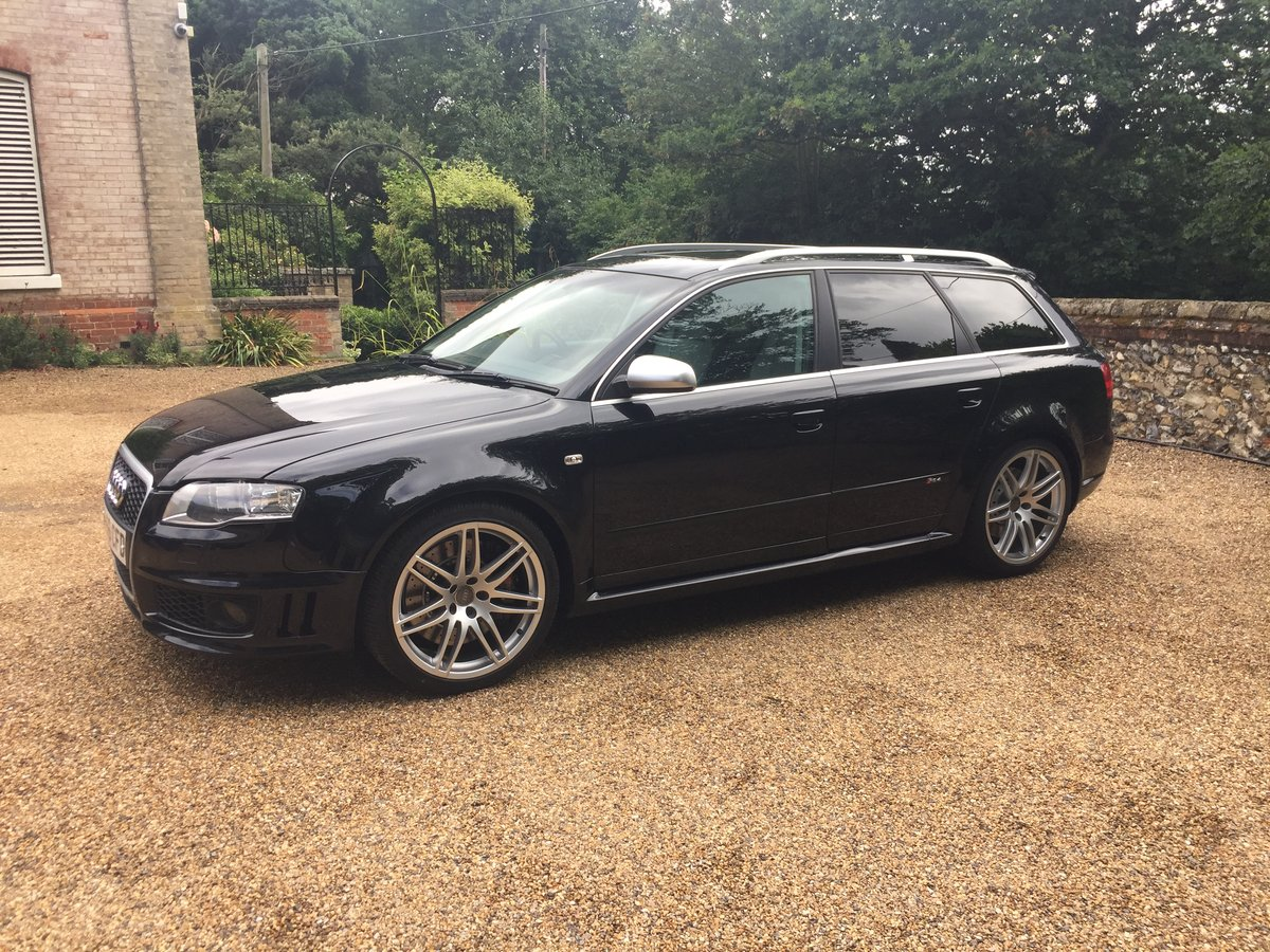 2006 Audi RS4 Avant Quattro (B7) For Sale (picture 3 of 6)