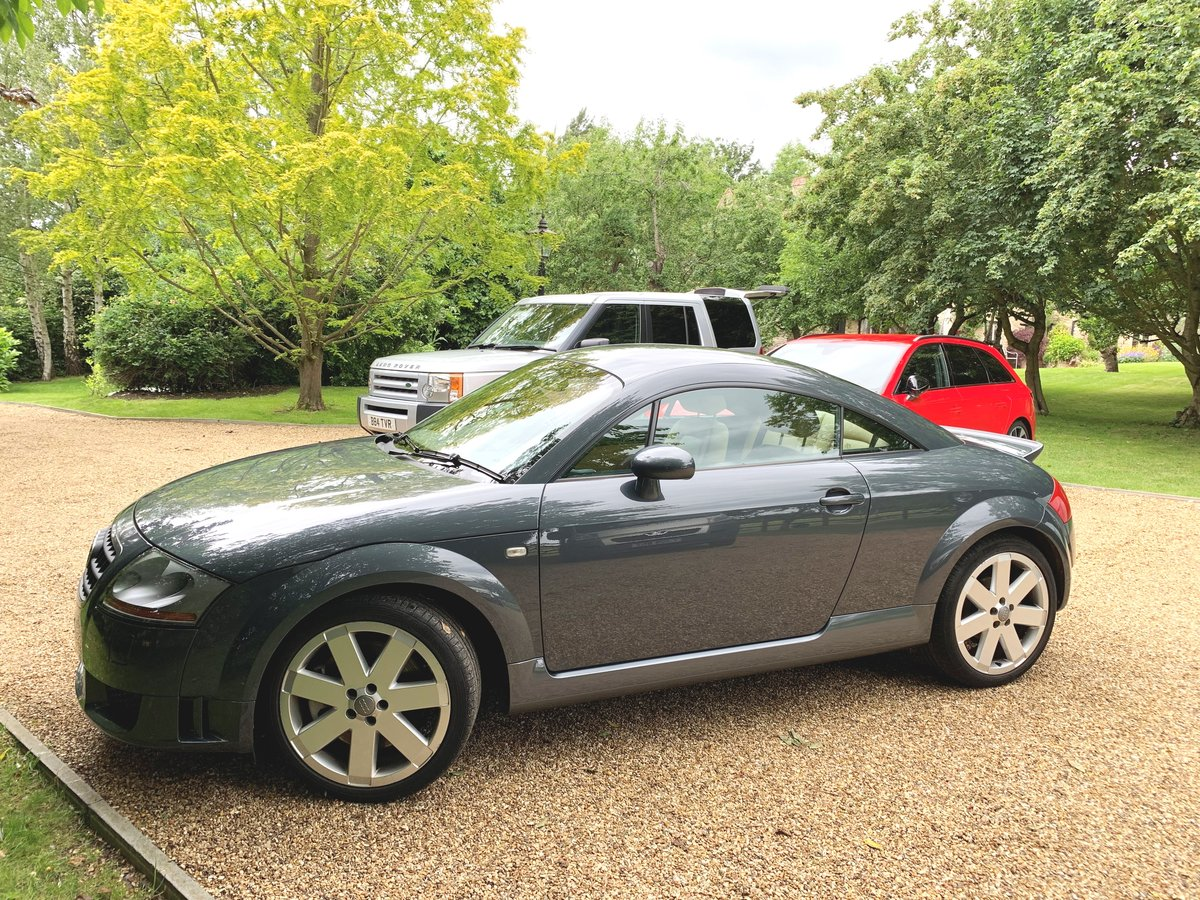 2004 Audi TT MkI 3.2 V6 DSG Coupe For Sale (picture 1 of 6)
