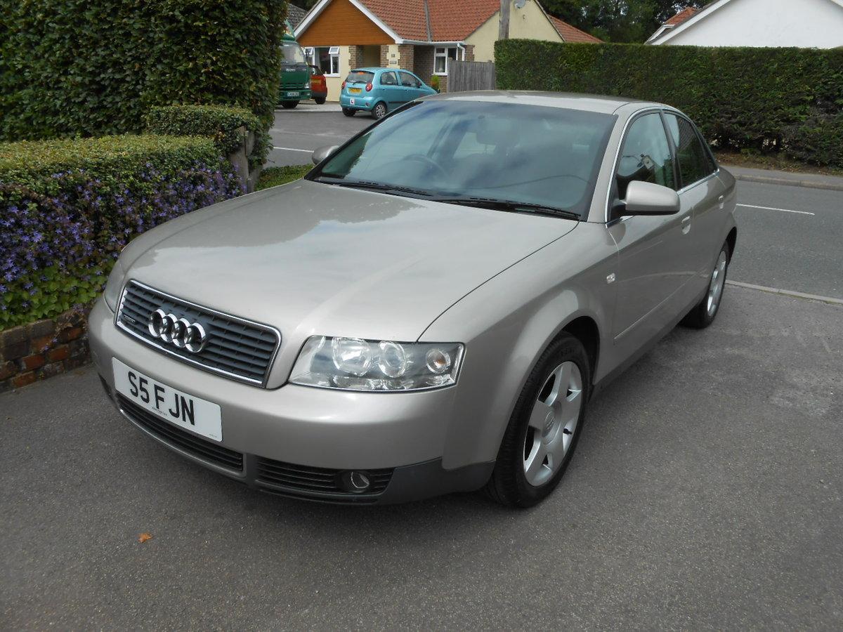 2001 Audi a4 tdi quattro se For Sale (picture 1 of 6)