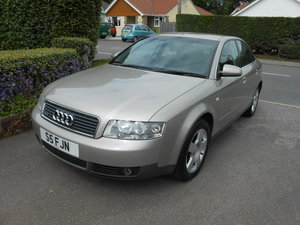 2001 Audi a4 tdi quattro se For Sale