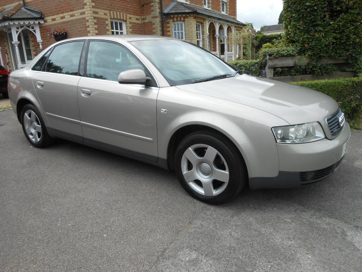 2001 Audi a4 tdi quattro se For Sale (picture 2 of 6)