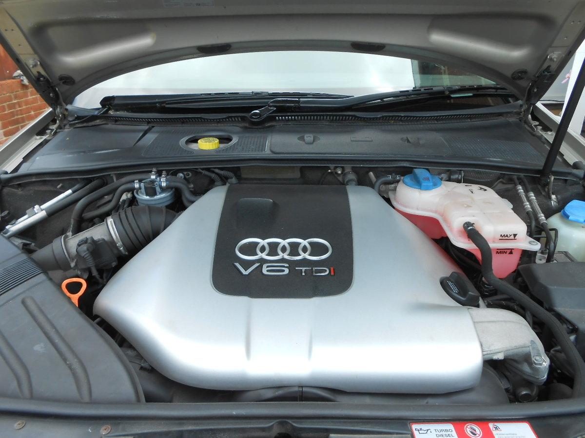 2001 Audi a4 tdi quattro se For Sale (picture 6 of 6)