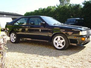 1990 Audi Quattro Turbo 20v For Sale