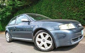 2001 Audi S3 Quattro MK1 For Sale