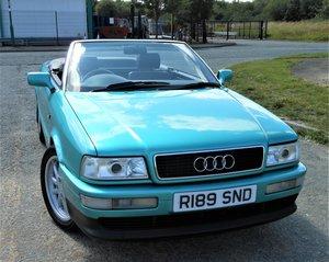 1997 Audi 80 cabriolet For Sale