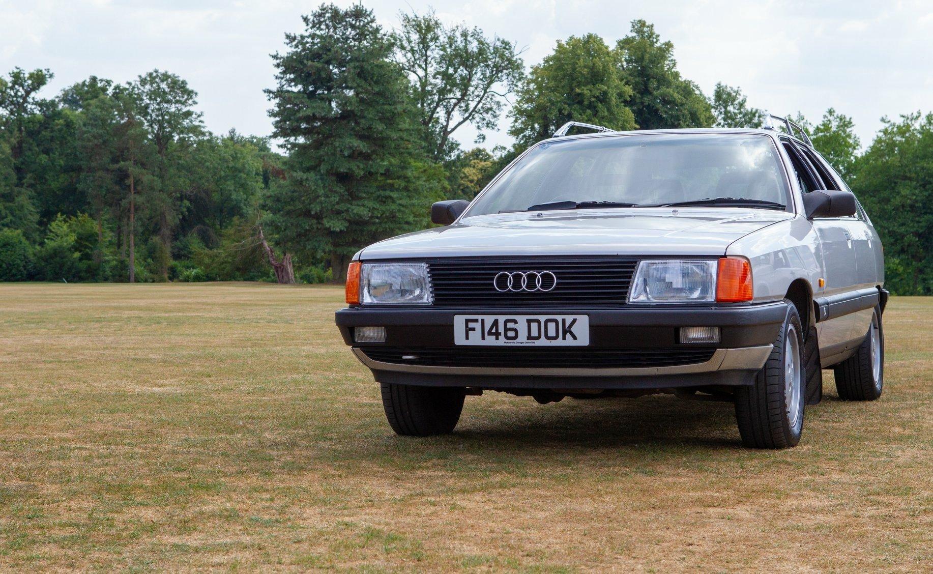 1989 Audi 100 2.0e Avant SOLD | Car and Classic