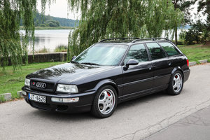 1995 Audi RS2 Avant in excellent condition, original