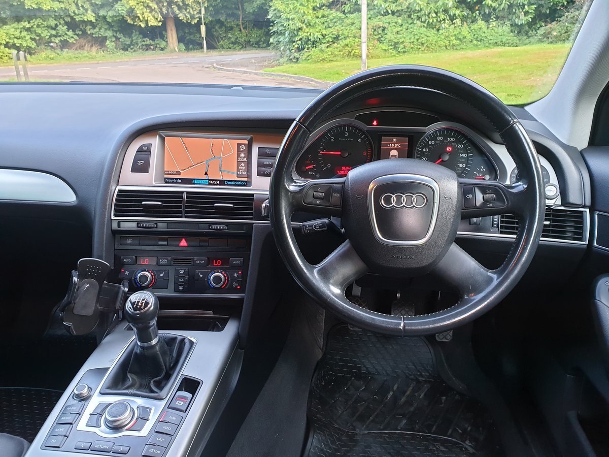 2007 Audi A6 SE 2.0 TDi.. 1 Driver Owned. Lovely Example. Bargain SOLD (picture 2 of 6)