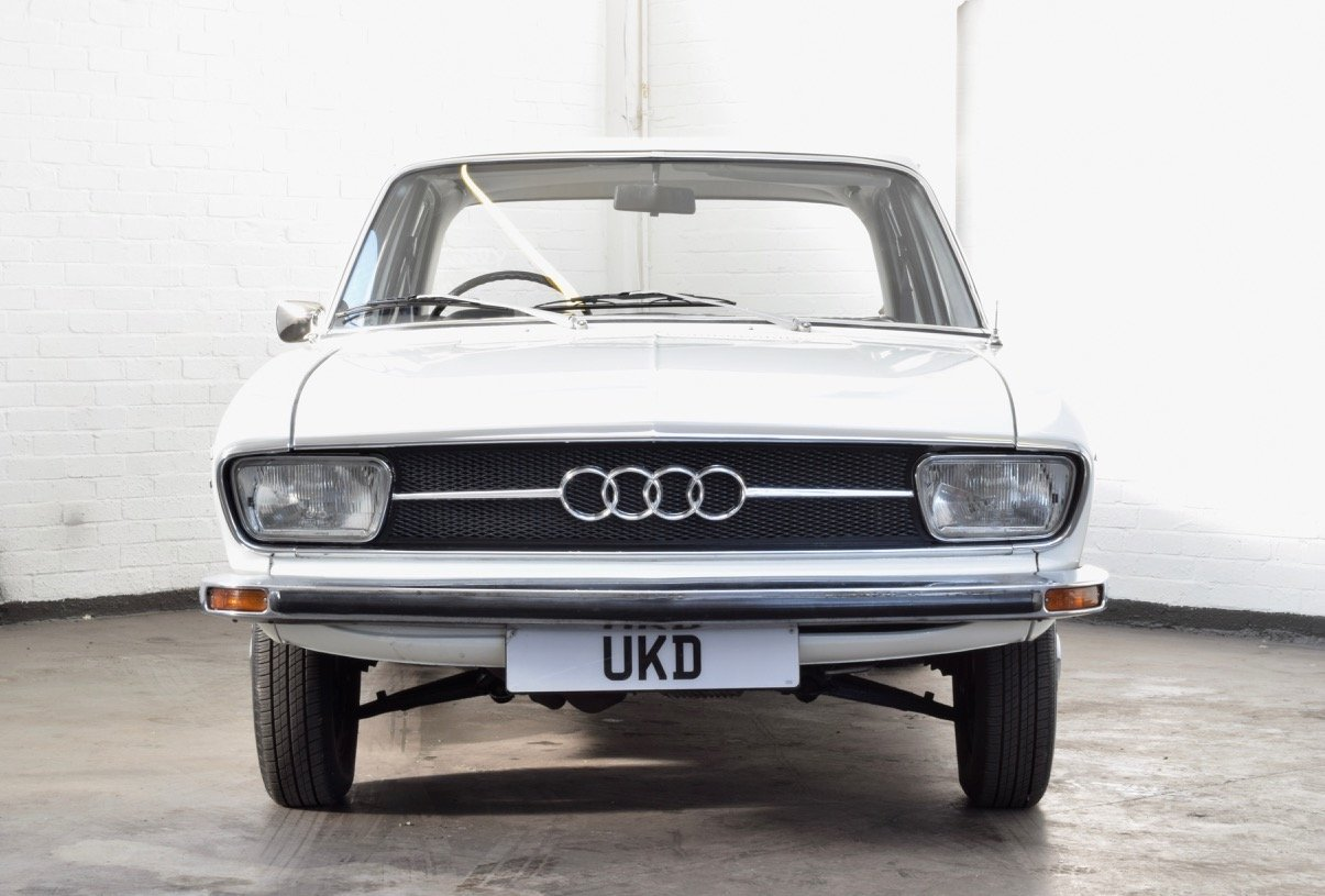 AUDI 100 LS 1.8 WHITE SALOON 1970 4DR SUMMER SALE! For Sale (picture 2 of 10)