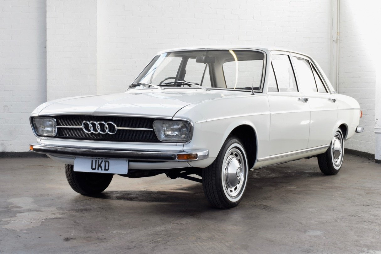 AUDI 100 LS 1.8 WHITE SALOON 1970 4DR SUMMER SALE! For Sale (picture 3 of 10)